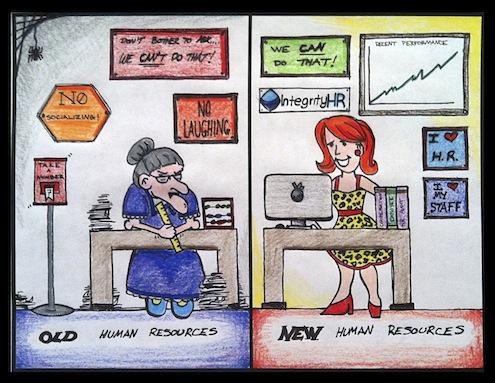 Old HR vs. New HR | Integrity HR