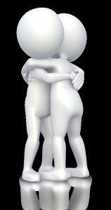 Business Etiquette On Hugs